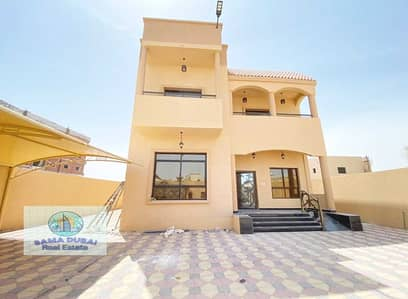 5 Bedroom Villa for Sale in Al Mowaihat, Ajman - Own your own villa for you and your family in the Emirate of Ajman with the best finishes For investment or your personal housing