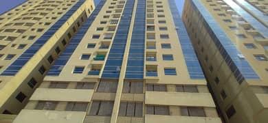 شقة في أبراج اللوز جاردن سيتي 2 غرف 23000 درهم - 4792292