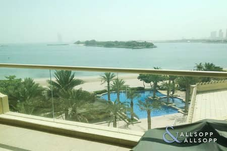 1 Bedroom Apartment for Rent in Palm Jumeirah, Dubai - Mid Oct | Sea Views | 1 Bed | Viewable