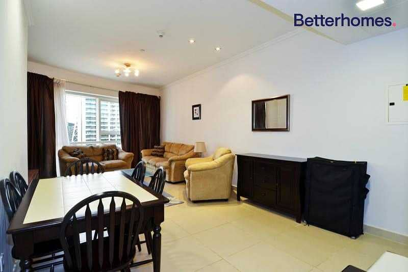 2 Ready To Move In | Higher Floor | Furnished.