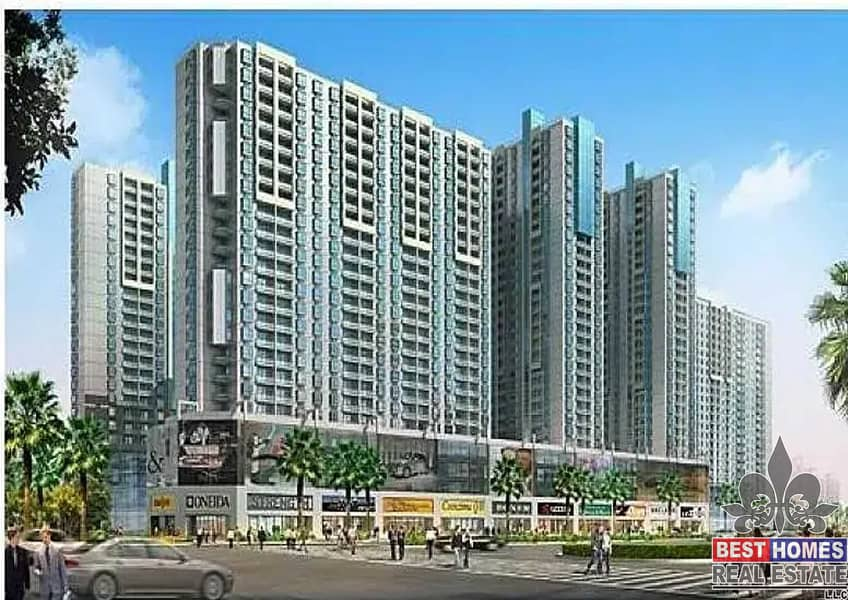 2 BHK for Sale with Free Chiller on 8 Years Payment Plan
