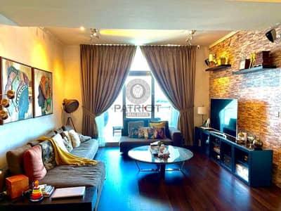 شقة 2 غرفة نوم للبيع في دبي مارينا، دبي - Well Maintained l Upgraded 2 Bedroom l Vacant On Transfer l Dubai Marina
