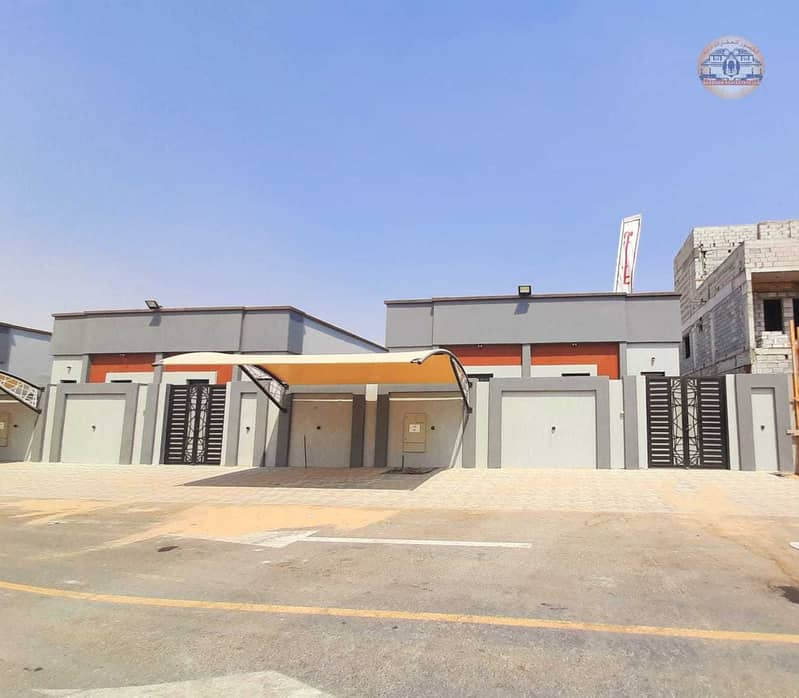 Villa for sale, Arabic design, including registration and ownership fees, in Amman, Al-Zahiya area, on a nearby street