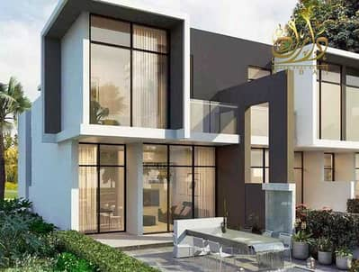 3 Bedroom Villa for Sale in The Valley, Dubai - The Vally Emaar . Villa for sale 5 years payment plan