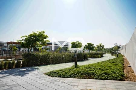 تاون هاوس 2 غرفة نوم للايجار في جزيرة ياس، أبوظبي - Single Row 2 BR | Corner Unit | Private Garden | Move in Ready