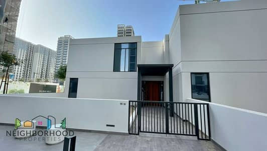 تاون هاوس 3 غرف نوم للبيع في دبي هيلز استيت، دبي - 50% DLD Waiver / No Commission / Podium Townhouse For Sale.