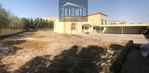 2 Bedroom Villa for Rent in Al Barsha, Dubai - Ground floor bungalow style: 2 b/r independent high quality villa + maids room + stunning garden  for rent in Barsha 2