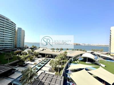 3 Bedroom Flat for Rent in Al Raha Beach, Abu Dhabi - Charming SeaView   3+Maid   High-End Finishing   Amazing Balcony !