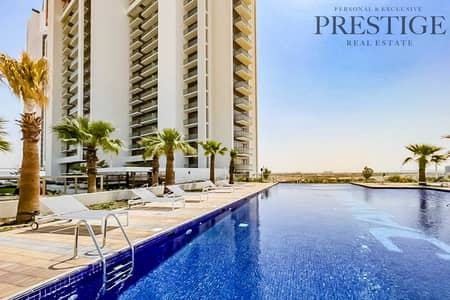 2 Bedroom Apartment for Sale in DAMAC Hills (Akoya by DAMAC), Dubai - 25th Floor 2 bed  | Brand New | Vacant Open View