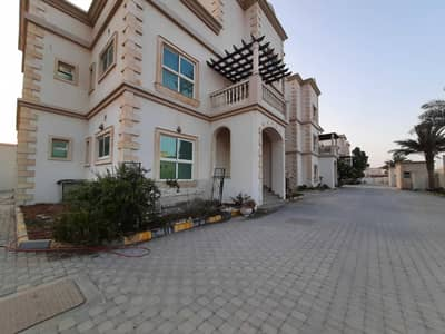 3 Bedroom Villa for Rent in Mohammed Bin Zayed City, Abu Dhabi - HUGE 3 BEDROOMS HALL WITH MAID ROOM AND BALCONY AT MBZ