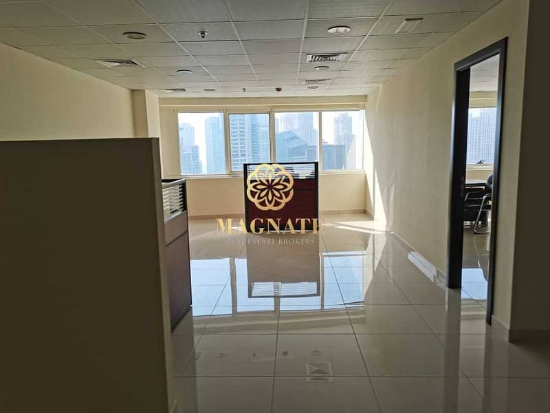 Fitted Office | Pantry and WC attached | HDS Tower