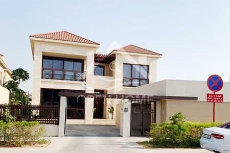 فیلا 7 غرف نوم للبيع في جزيرة السعديات، أبوظبي - Owner Living in I Near Mangrove I Single Row-Semi Corner