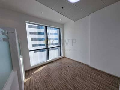 Office for Rent in Business Bay, Dubai - Bright  Partitioned Well maintained With Parking