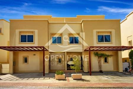 تاون هاوس 4 غرف نوم للبيع في الريف، أبوظبي - Ready to Move in I Arabian Style I Well-Maintained
