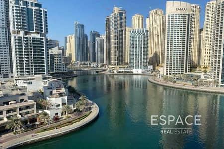 3 Bedroom Flat for Sale in Dubai Marina, Dubai - Upgraded Large 3 Bedrooms   Full Marina View