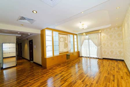شقة 3 غرف نوم للبيع في الفرجان، دبي - 3BR + MAID | UPGRADED | BIG BALCONY | NEGOTIABLE