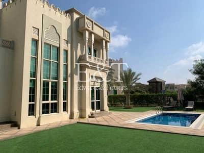 4 Bedroom Villa for Sale in Jumeirah Islands, Dubai - Corner Plot   Vacant on Transfer   EF Islamic