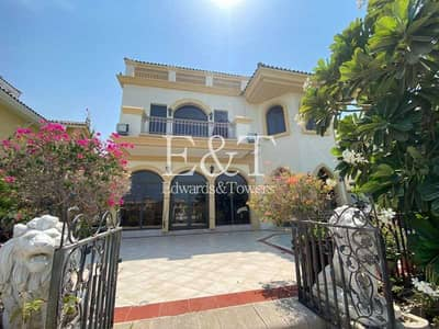فیلا 5 غرف نوم للايجار في نخلة جميرا، دبي - 5BR Villa | Private Beach | Palm Jumeirah