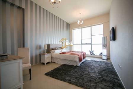 فلیٹ 1 غرفة نوم للبيع في دفن النخیل، رأس الخيمة - Mid-Floor 1 Bedroom Apartment with Stunning View