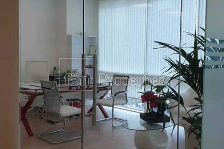 Office for Sale in Business Bay, Dubai - Fitted with Glass Partitions | 4 Car Parks