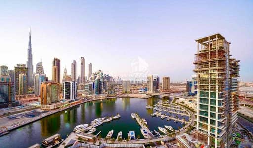 1 Bedroom Flat for Sale in Business Bay, Dubai - 30/70 Payment Plan | Burj View | Quality Finishing