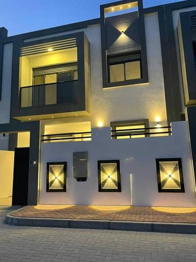 4 Bedroom Townhouse for Sale in Al Zahya, Ajman - Best Buy! Brand New 4 Bedroom  Town House For Sale Including Transfer Fee   In Ajman Al zahya Ajman.