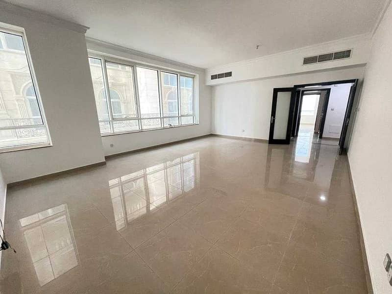 Excellent 2bhk with maids room at najda street