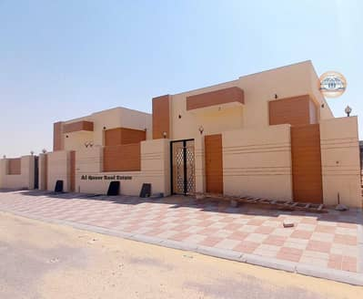 3 Bedroom Villa for Sale in Al Zahya, Ajman - Villa at the price of an opportunity own a villa three minutes from Sheikh Mohammed bin Zayed Street