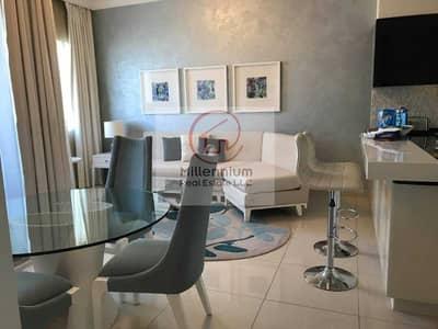 فلیٹ 1 غرفة نوم للايجار في وسط مدينة دبي، دبي - Downtown Dubai