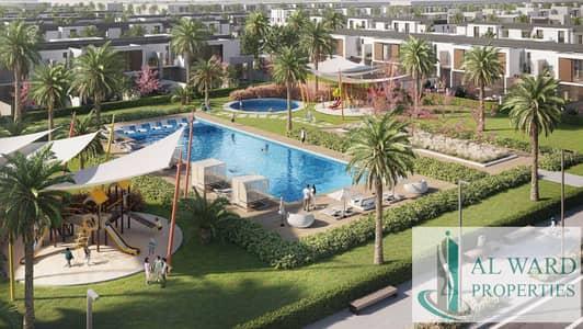 تاون هاوس 3 غرف نوم للبيع في الفرجان، دبي - Contemporary and Spacious Townhouse in a Premium Community in a convenient Location | No Commission