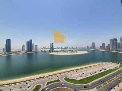 3 Bedroom Apartment for Rent in Al Khan, Sharjah - Spacious 3 BHK | AL MAMZER | ASAS TOWER