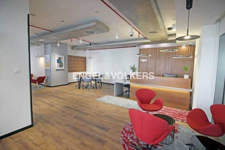 Other Commercial  للايجار في دبي مارينا، دبي - Private Office   Marina View   Brand New