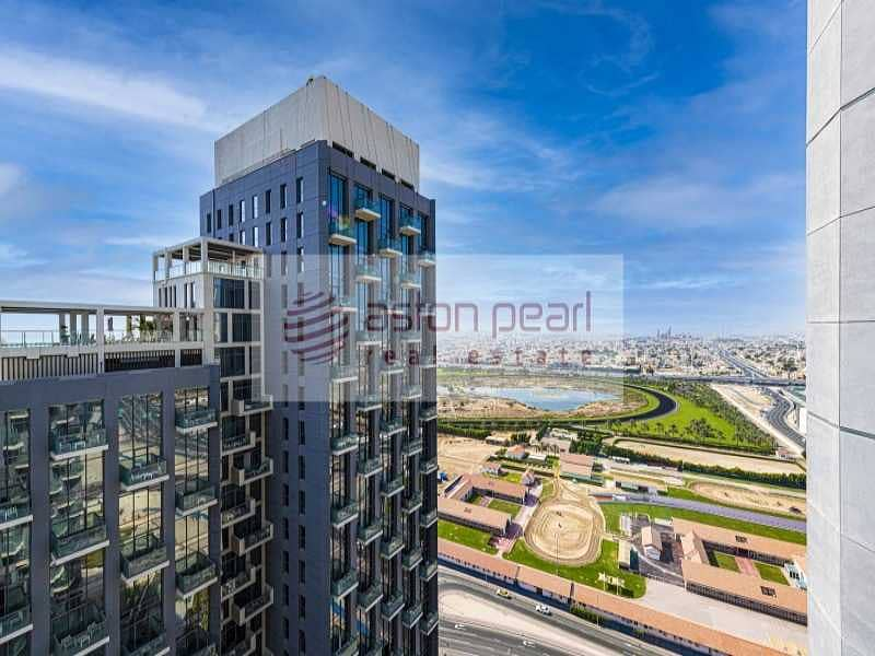 High Floor | Two bedrooms + Maids | Stables View