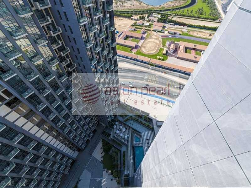 15 High Floor | Two bedrooms + Maids | Stables View