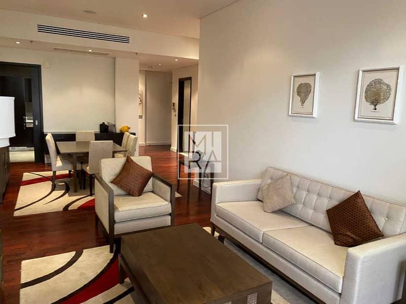 RENT NOW!   Elegant Beach Lifestyle   Palm Jumeirah   1 Bedroom Apartment