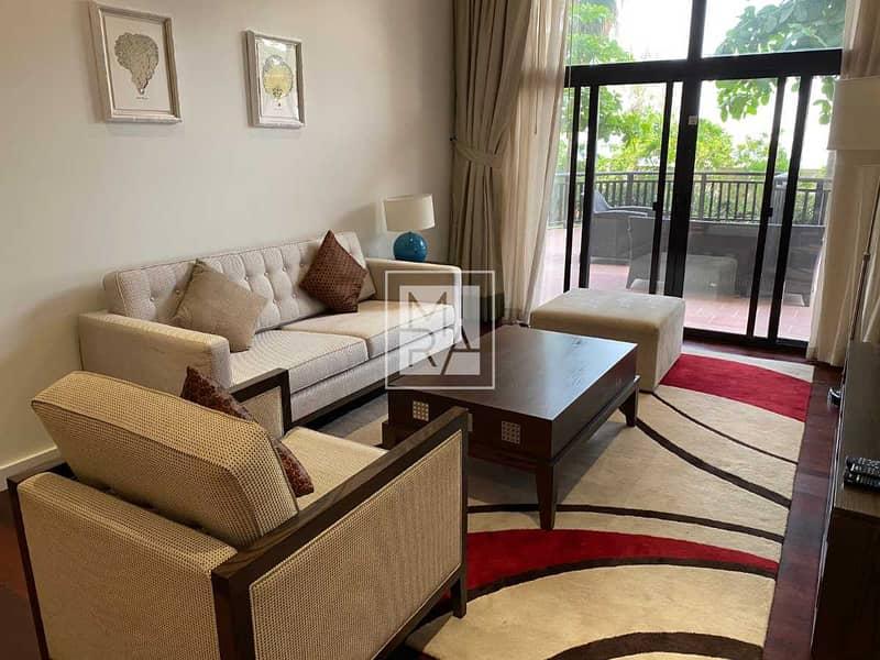 2 RENT NOW!   Elegant Beach Lifestyle   Palm Jumeirah   1 Bedroom Apartment