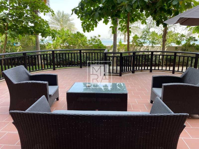 12 RENT NOW!   Elegant Beach Lifestyle   Palm Jumeirah   1 Bedroom Apartment