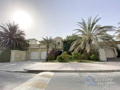 فیلا 5 غرف نوم للايجار في نخلة جميرا، دبي - Genuine Listing   High Number   Marina View