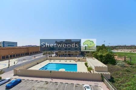 استوديو  للبيع في قرية الحمراء، رأس الخيمة - Large Studio Magnificent Pool & Golf View