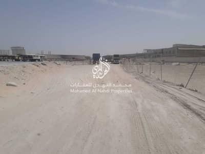ارض صناعية  للايجار في جبل علي، دبي - Best for your storage