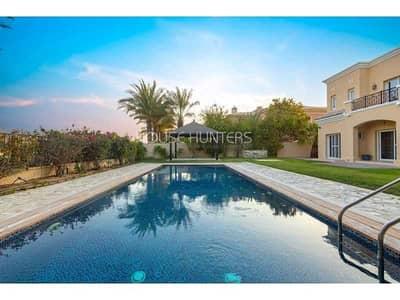 6 Bedroom Villa for Sale in Arabian Ranches, Dubai - Avenida Stunning Golf Course views  Ready to move