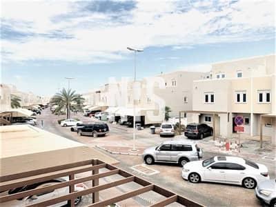 فیلا 2 غرفة نوم للبيع في الريف، أبوظبي - فيلا جميلة على صف واحد | جاهزة للسكن , بسعر مناسب .
