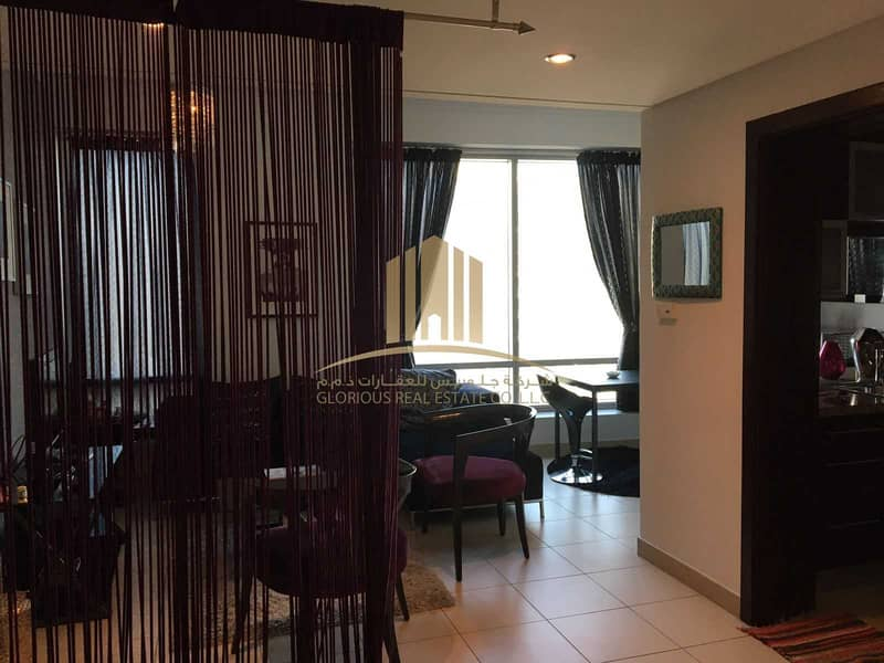 Furnished   High Floor   Downtown View   Tower B