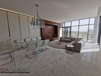 فیلا 6 غرف نوم للبيع في داماك هيلز (أكويا من داماك)، دبي - Golf Course   View |  Type VD2  |  Single Row