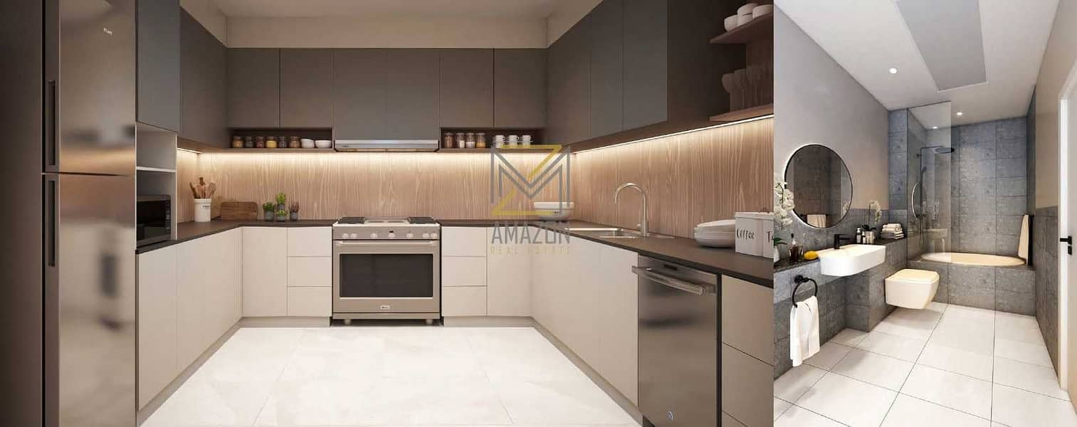 2 OFFER with Kitchen Appliances | 2% DLD Waiver | 2YRS Service Charge | Brand New - SEVILLA 4 Bedroom