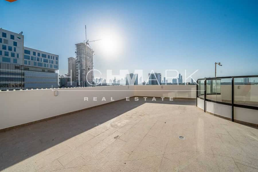 24 Huge Terrace   Brand New   Vacant & Ready