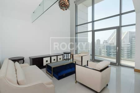 بنتهاوس 1 غرفة نوم للايجار في برشا هايتس (تيكوم)، دبي - Loft Penthouse|plus Laundry|Two Towers