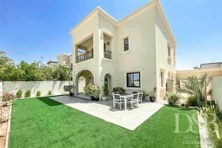 فیلا 3 غرف نوم للبيع في المرابع العربية 2، دبي - Single Row I Quiet Location I Call to View