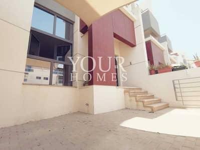 تاون هاوس 4 غرف نوم للايجار في قرية جميرا الدائرية، دبي - US   Community Home   CORNER 4 BHK Upgraded