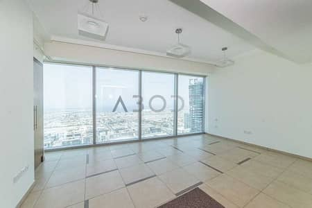 Spacious Studio in 48 Burj Gate with an Amazing View